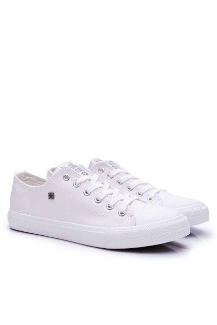Biela obuv kód topánok V174347 WHITE