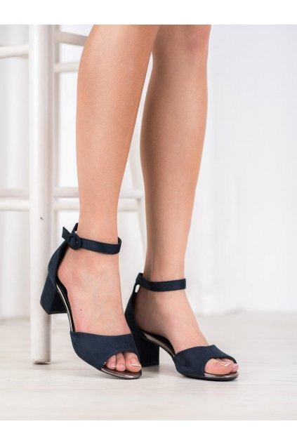 Modré sandále Vinceza kod LE20-20100N