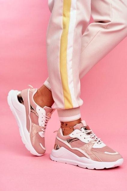Dámska športová obuv Sneakers biela Martina