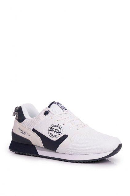 Biela obuv kód topánok FF174204 WHITE