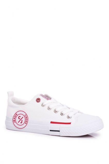 Dámske tenisky farba biela kód obuvi FF2R4072C WHITE