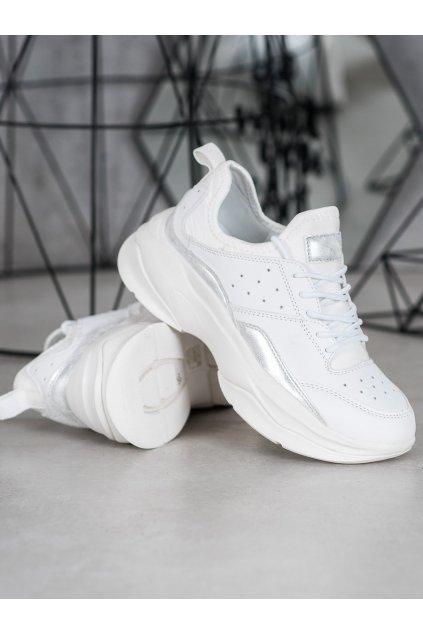 Biele tenisky Kylie kod K2017405BLA