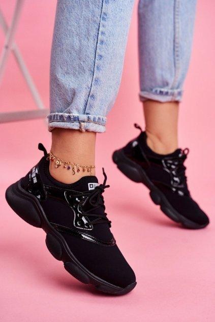 Dámska športová obuv B. Star Čierne FF274932