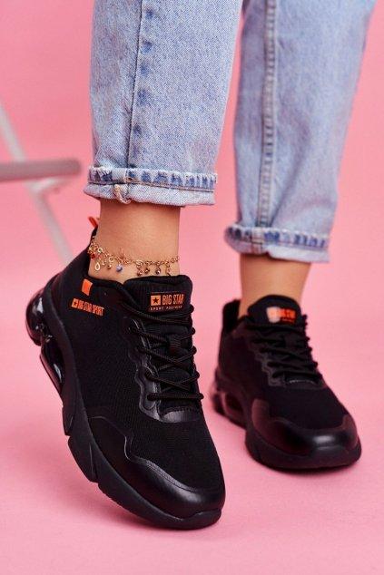 Dámska športová obuv B. Star Čierne FF274946