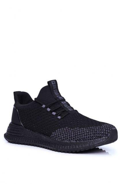 Čierna obuv kód topánok FF174239 BLK