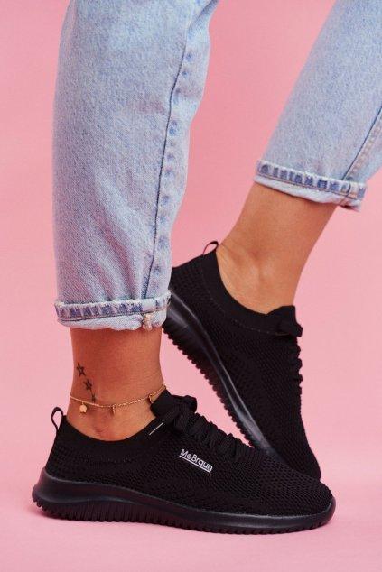 Dámska športová obuv Ľahká čierne Faster