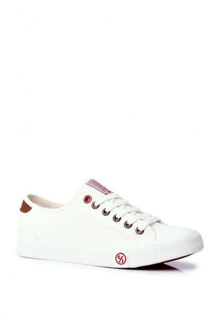 Biela obuv kód topánok FF1R4055C WHITE