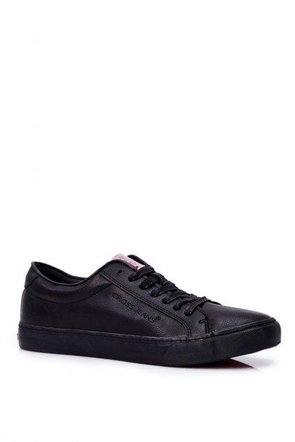 Čierna obuv kód topánok FF1R4034C BLK
