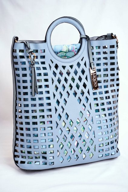 Dámska kabelka modrá kód kabelky NBAG-I3680-C012 BLUE