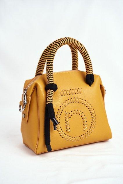 Dámska kabelka žltá kód kabelky NBAG-I4460-C002 YELLOW