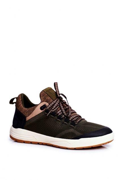 Hnedá obuv kód topánok FF174278 KHAKI