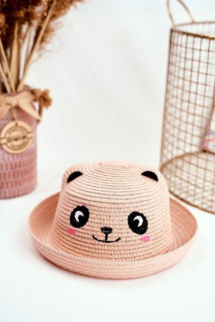 Klobúk farba ružová kód KAP-305 PINK