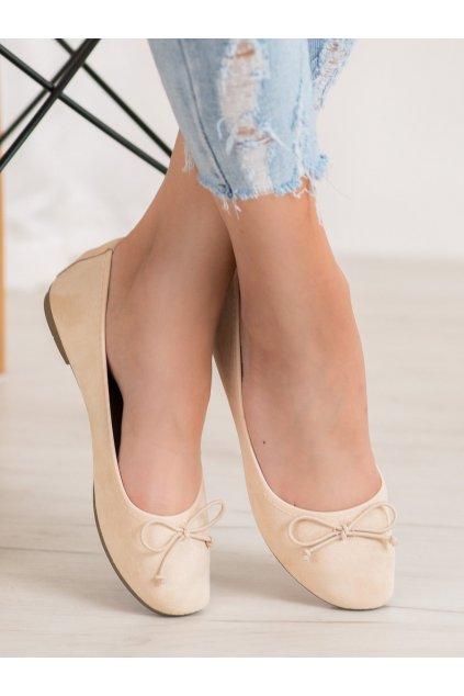 Hnedé topánky Diamantique kod 98-32BE