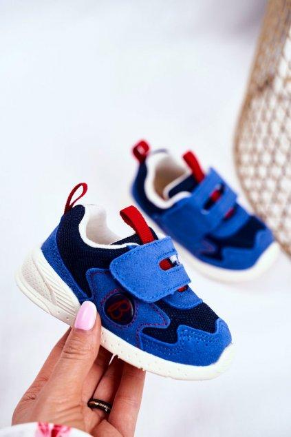 Modrá obuv kód topánok 11723/19