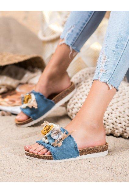 Modré topánky Shelovet kod YQ270BL