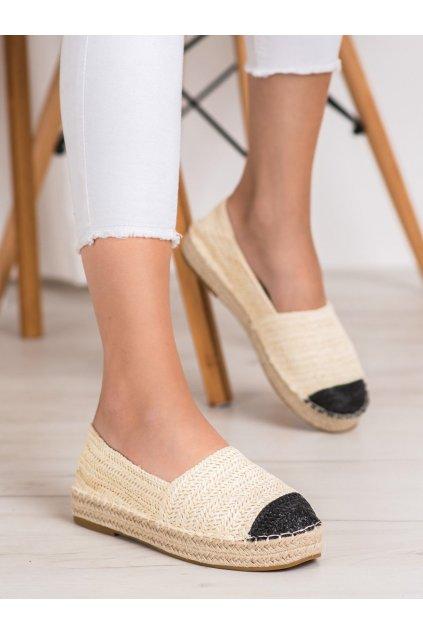 Hnedé topánky Shelovet kod JEY-6BE