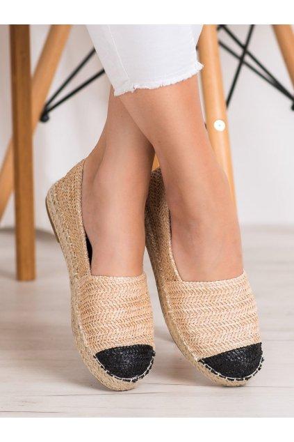 Hnedé topánky Shelovet kod JEY-6KH