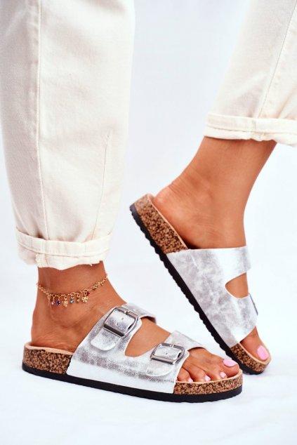 Sivá obuv kód topánok 20SD21-2273 SILVER