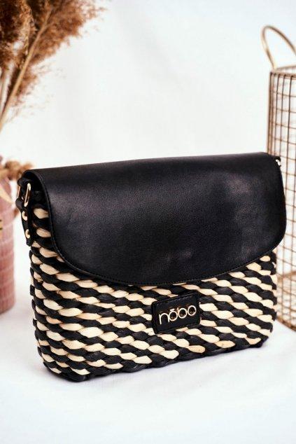 Dámska kabelka čierna kód kabelky NBAG-XG0090-CM20