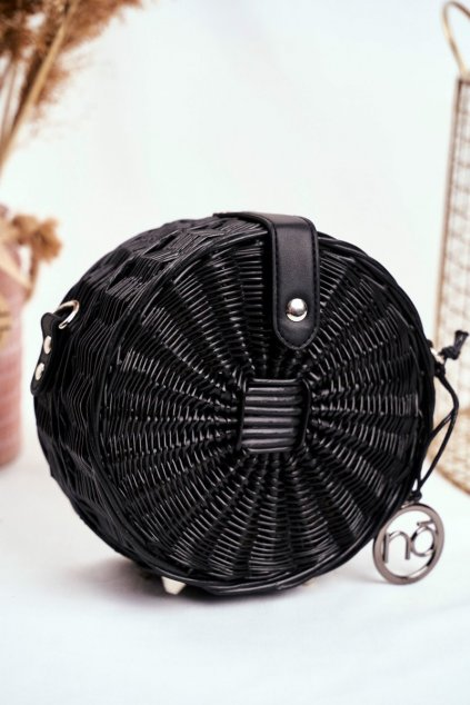 Dámska kabelka čierna kód kabelky NOBO-NBAG-XI0740-C020