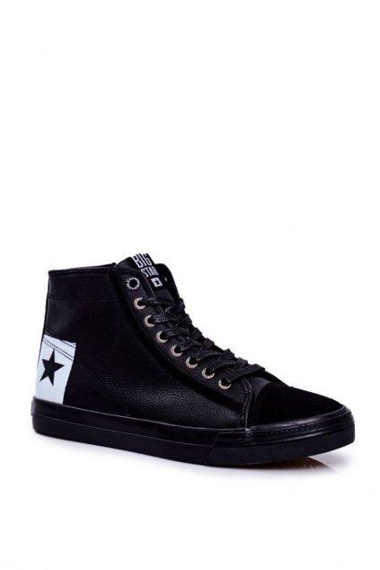 Čierna obuv kód topánok EE174066