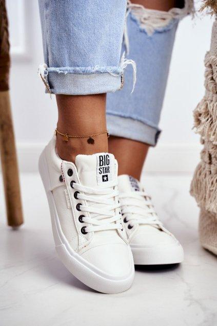 Dámske tenisky farba biela kód obuvi GG274060