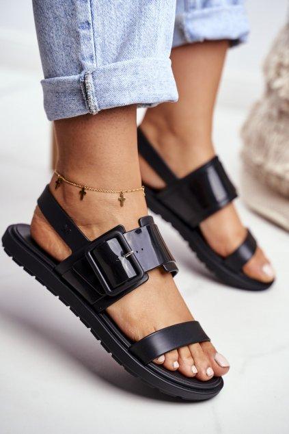 Čierna obuv kód topánok DD285051 BLK