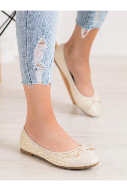 Hnedé topánky Diamantique NJSK YSD825BE