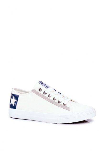 Biela obuv kód topánok DD174212BS WHITE