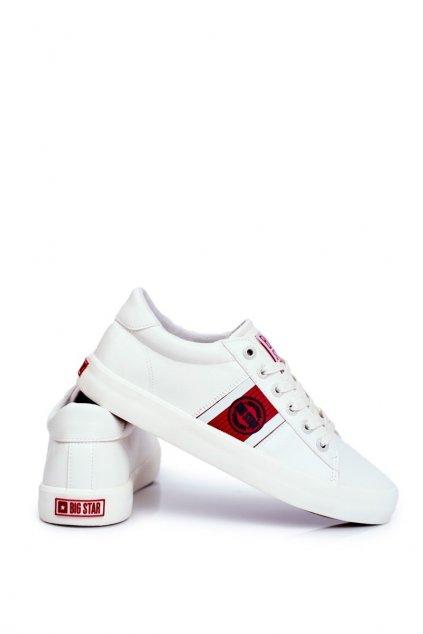 Biela obuv kód topánok GG174112 WHITE