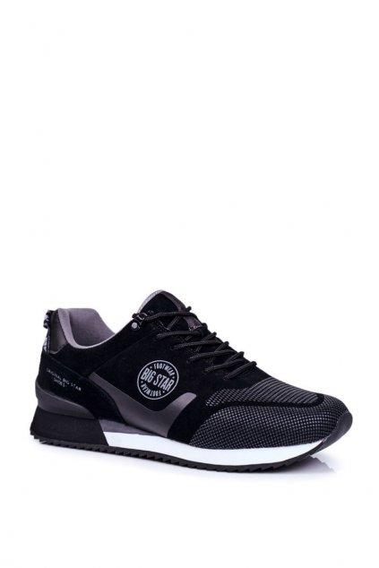 Čierna obuv kód topánok GG174548 BLK