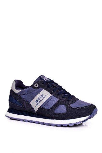 Modrá obuv kód topánok GG274676 NAVY