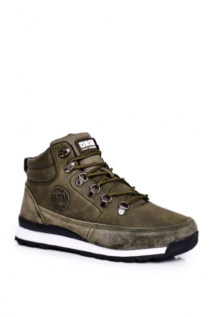 Zelená obuv kód topánok GG274617 KHAKI
