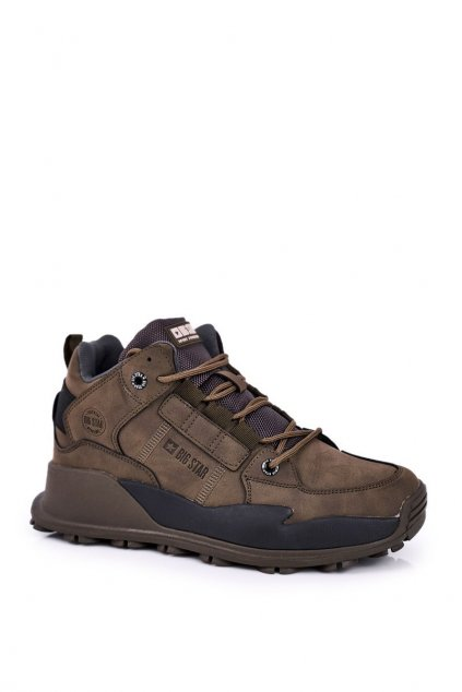 Zelená obuv kód topánok GG174414 KHAKI