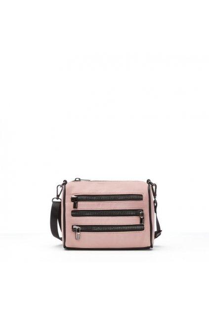 Dámska listová kabelka ružová kód kabelky GG574147 PINK