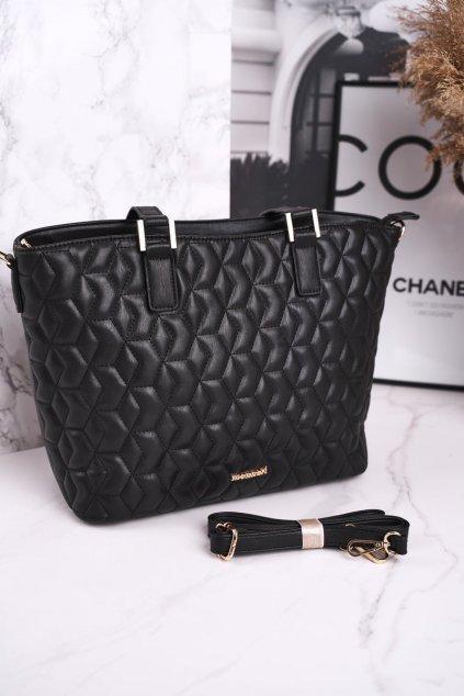 Dámska kabelka čierna kód kabelky BAG5470-020 CZARNY
