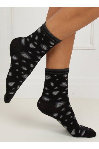 Damske ponožky čierne SK-NPC3625