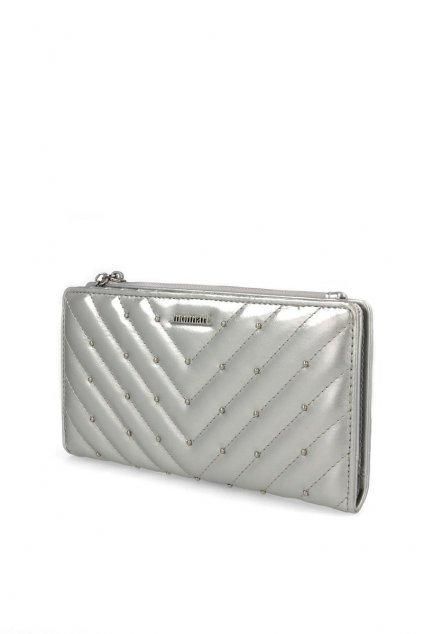 Peňaženka farba sivá kód PUR0010-022 SILVER