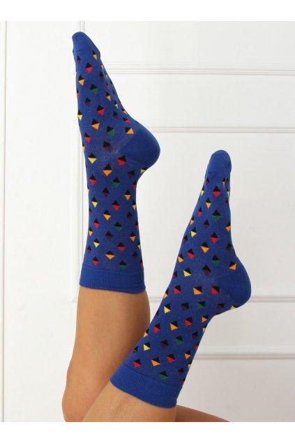Damske ponožky viacfarebné SK-6880D