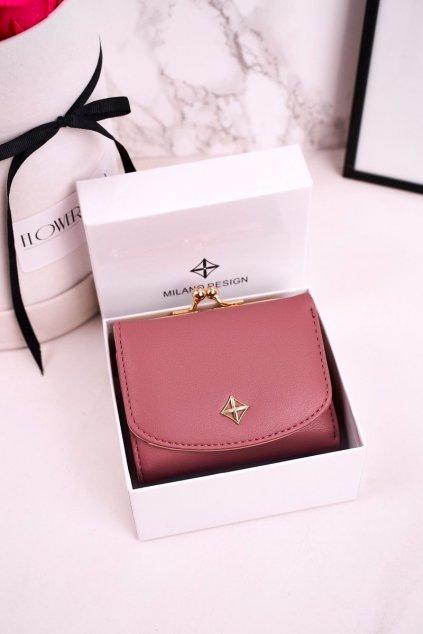 Peňaženka farba ružová kód SF1852-FT D.PINK