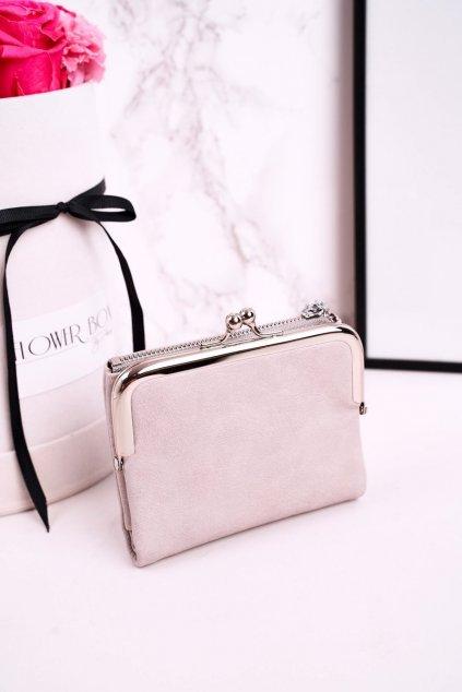 Peňaženka farba sivá kód L-507 SZARY
