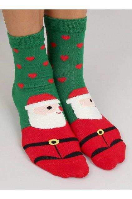 Damske ponožky viacfarebné SK-SNP6615