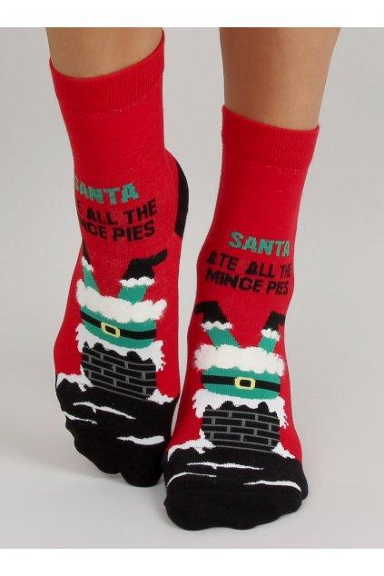 Damske ponožky viacfarebné SK-SNP6696