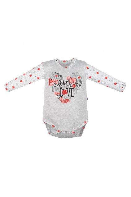 Dojčenské body New Baby LadyBird