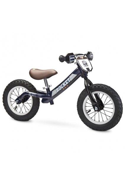 Detské odrážadlo bicykel Toyz Rocket navy