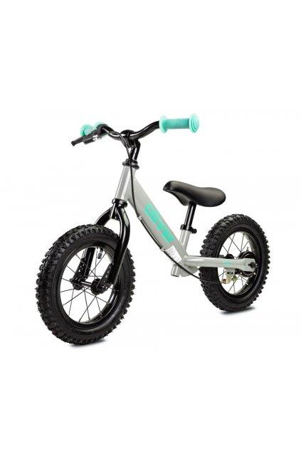 Detské odrážadlo bicykel Toyz Oliver grey
