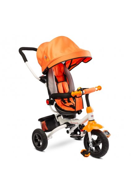 Detská trojkolka Toyz WROOM orange 2019