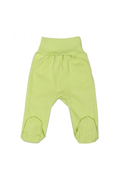 Dojčenské polodupačky New Baby zelené