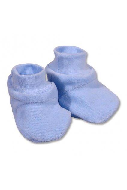 Detské papučky New Baby modré