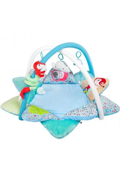 Luxusná hracia deka s melódiou PlayTo Fox